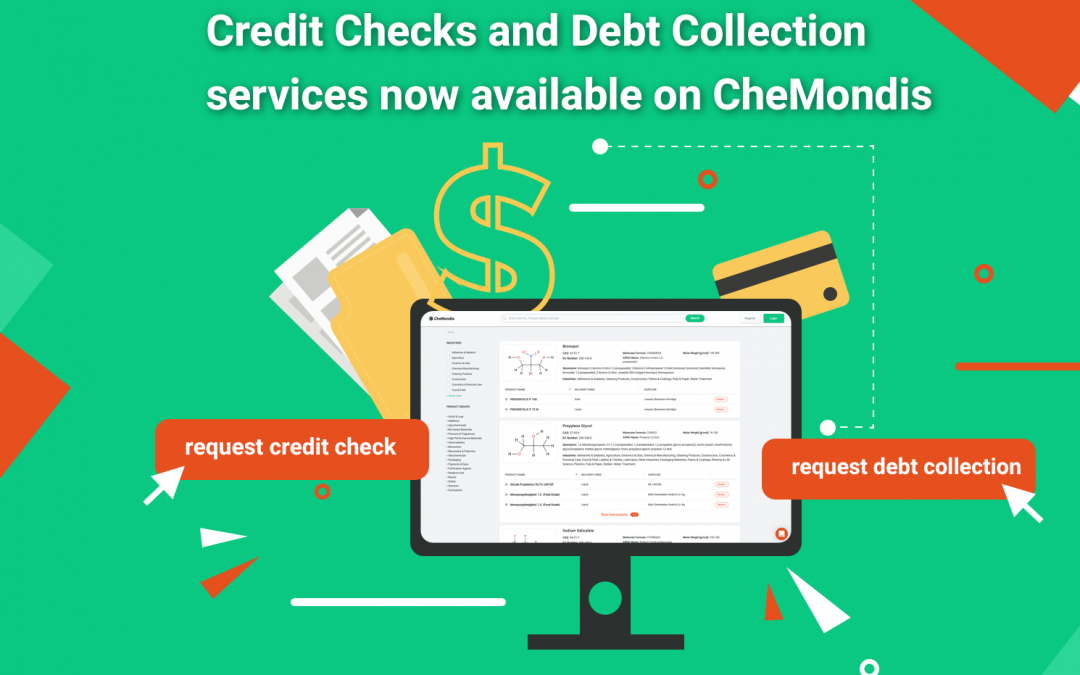 Credit Rating and Debt Collection on CheMondis